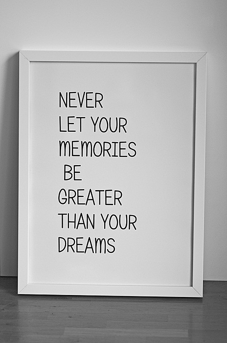 Prints - never let your memories